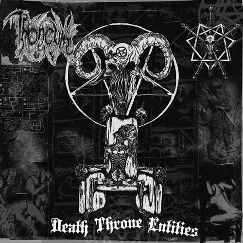 Throneum - Death Throne Entities