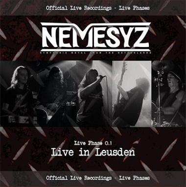 Nemesyz - Phase 0.1 - Live in Leusden