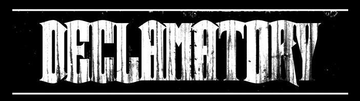 Declamatory - Logo
