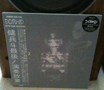 Döraid - Metal Punk Holocaust