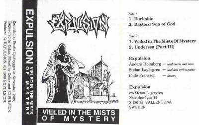 Expulsion - Veiled in the Mists of Mystery