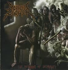 Decrepit Cadaver - The Beginning of Depravity