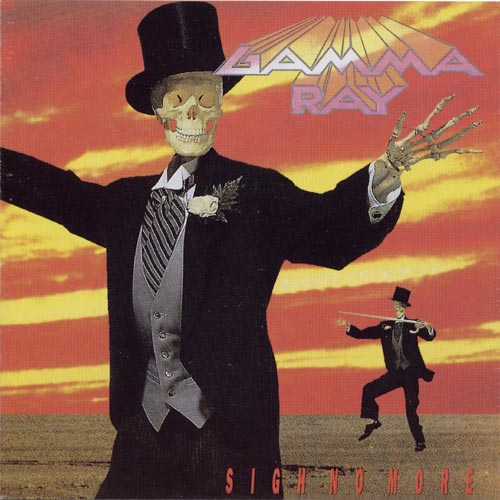 Gamma Ray — Sigh No More (1991)