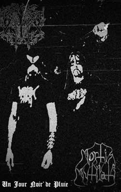 Satanic Forest / Mortis Mutilati - Un jour noir de pluie