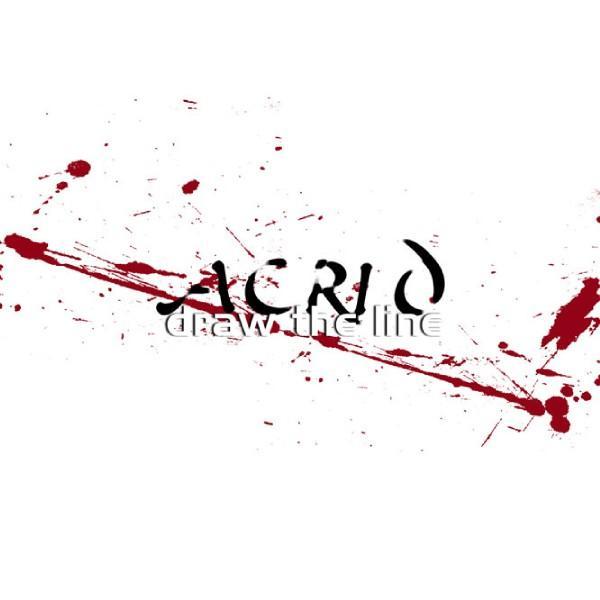 Acrid - Draw the Line