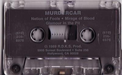 Murdercar - Demo 1989