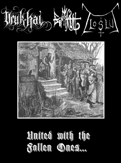 Gromkult / Zloslut - United with the Fallen Ones...