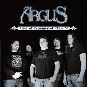 Argus - Live at Hammer of Doom V