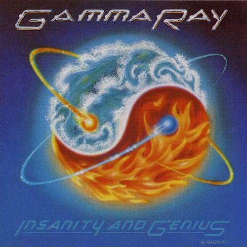 Gamma Ray - Insanity and Genius