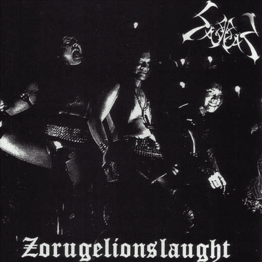 Sabbat - Zorugelionslaught