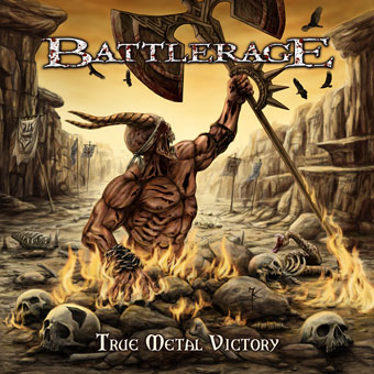 Battlerage - True Metal Victory