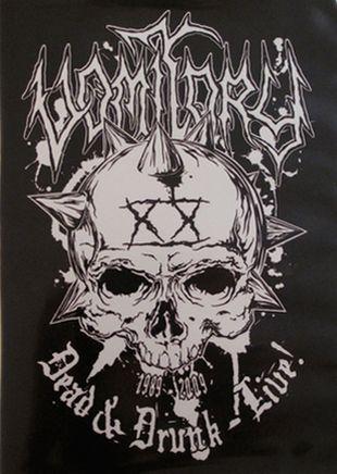 Vomitory - Dead & Drunk - Live!
