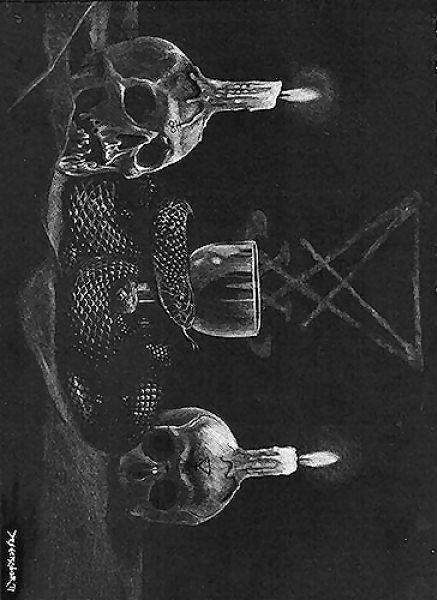 Void Meditation Cult - Sulfurous Prayers