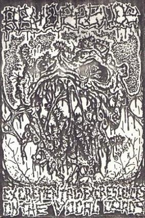 Abhorrence - Excremental Excrescence on the Vocal Cords