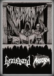 Graveyard / Necro - Graveyard / Necro