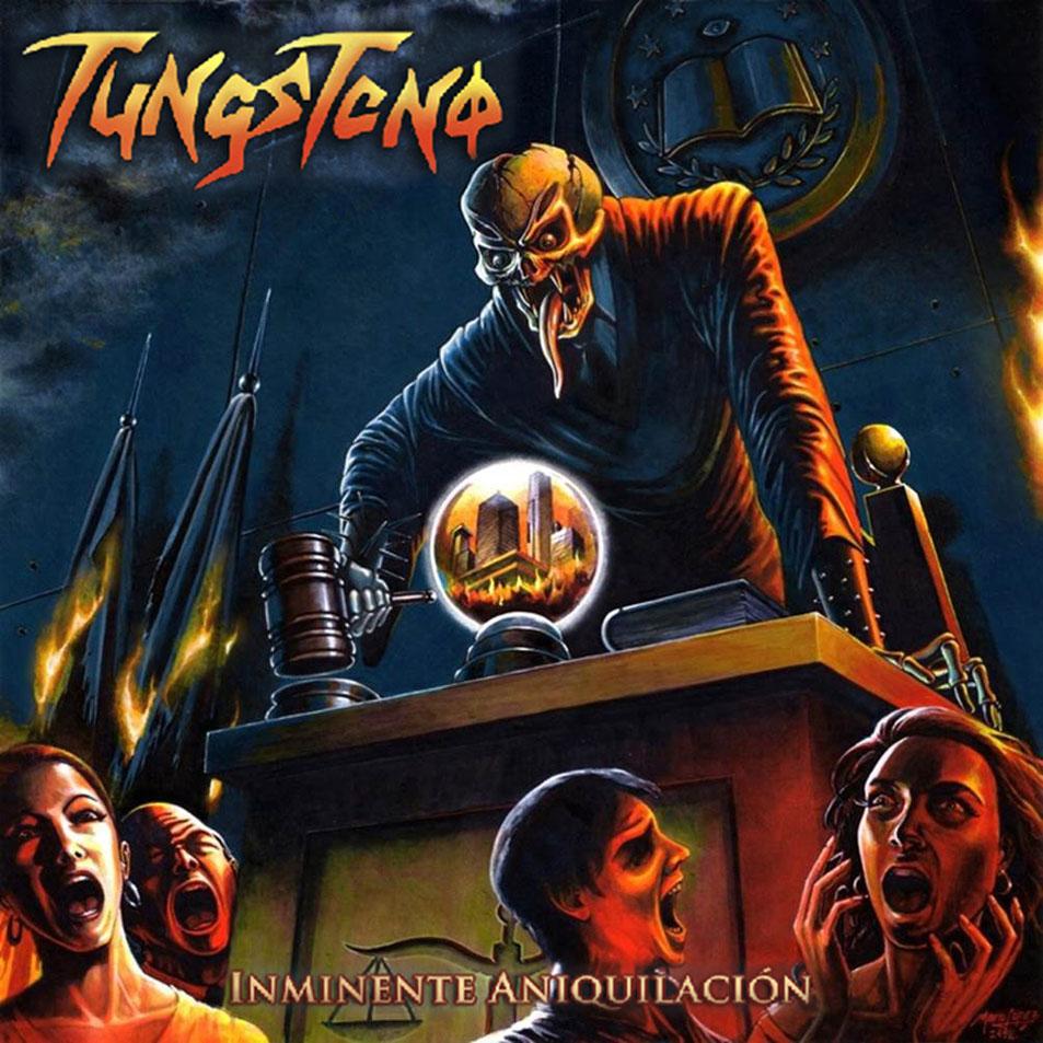 Tungsteno - Inminente aniquilación