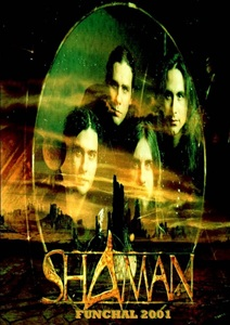 Shaman - Pré-Ritual Tour - Live in São Paulo