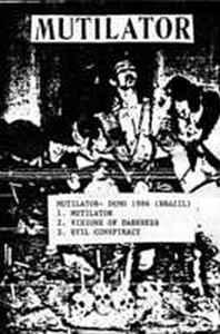 Mutilator - Demo 1986