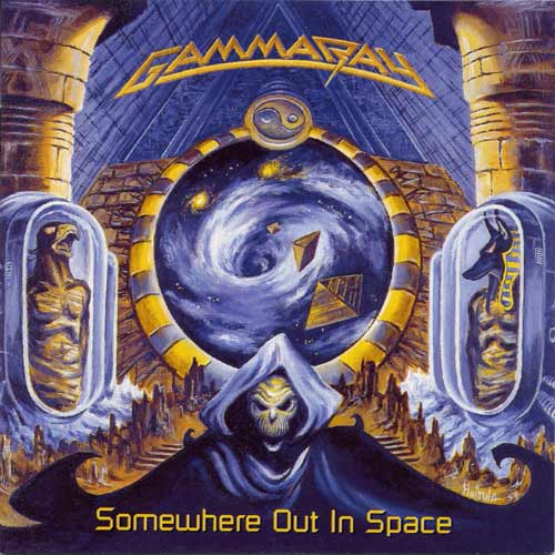 Gamma Ray - Somewhere Out in Space