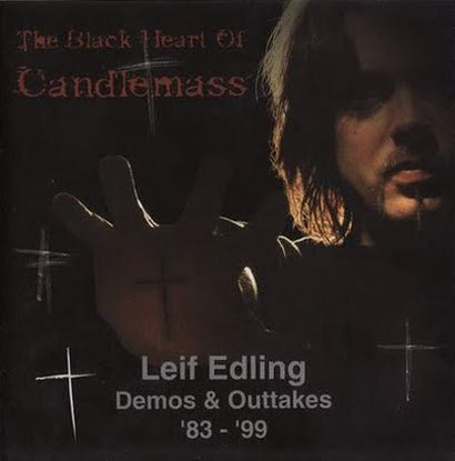 Candlemass / Abstrakt Algebra / Nemesis - The Black Heart of Candlemass / Leif Edling Demos & Outtakes '83-99
