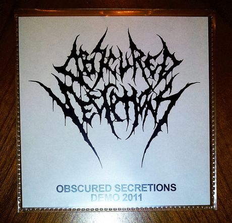 Obscured Secretions - Demo 2011