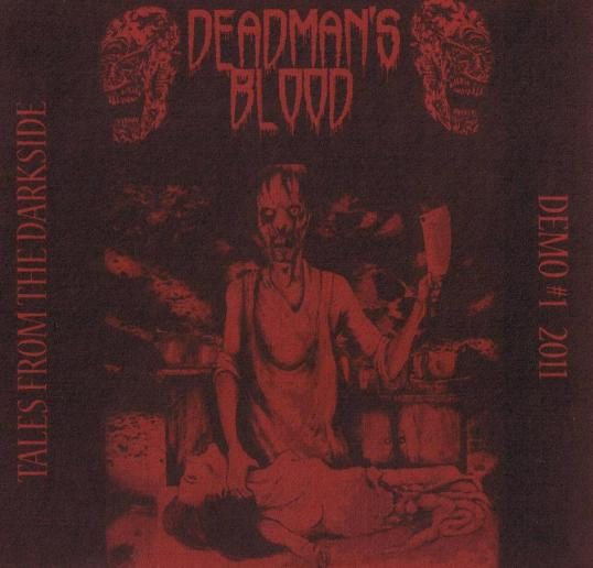 Deadman's Blood - Tales from the Dark­side