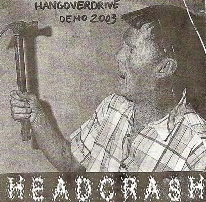 Headcrash - Hangoverdrive