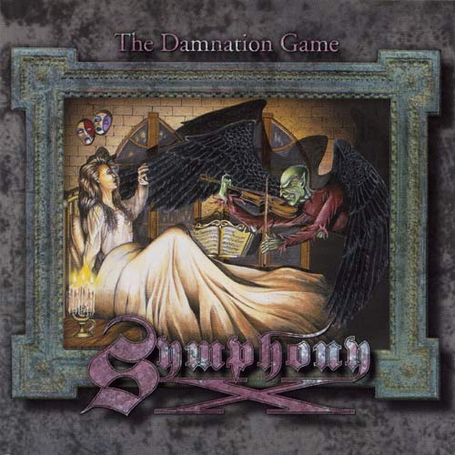 Symphony X — The Damnation Game (1995)