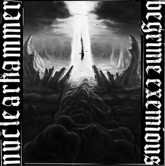 Nuclearhammer / Begrime Exemious - Heretical Serpent Cult