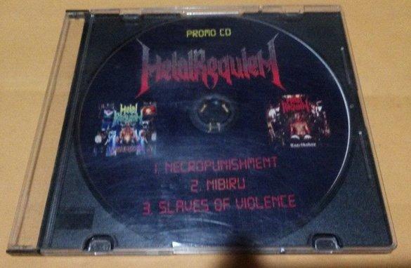 Metal Requiem - Promo CD