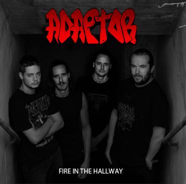 Adaptor - Fire in the Hallway