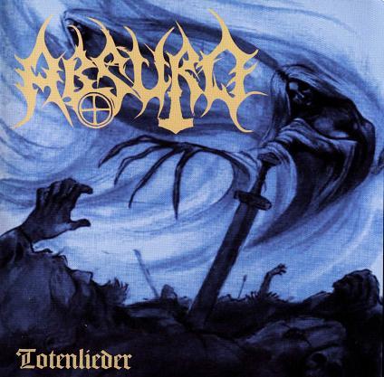Absurd - Totenlieder