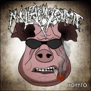 Nuclear Vomit - Koryto