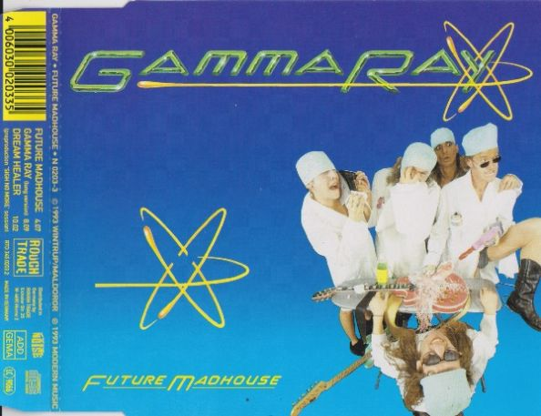 Gamma Ray - Future Madhouse