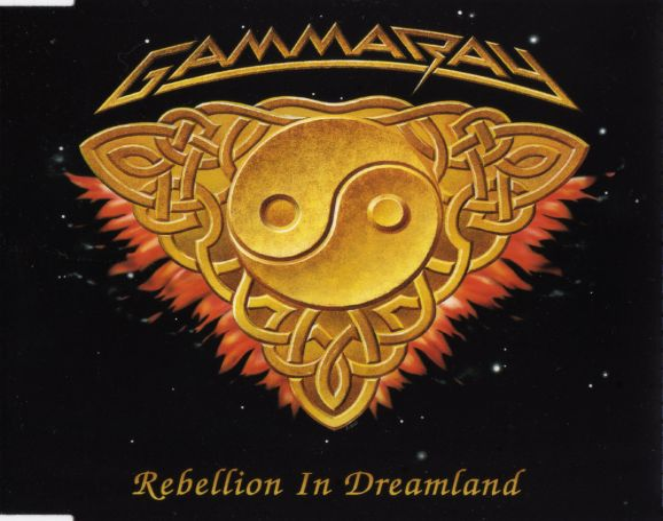 Gamma Ray - Rebellion in Dreamland