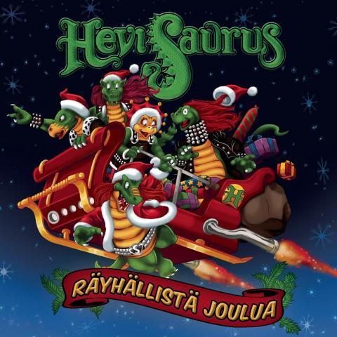 Hevisaurus - Räyhällistä Joulua