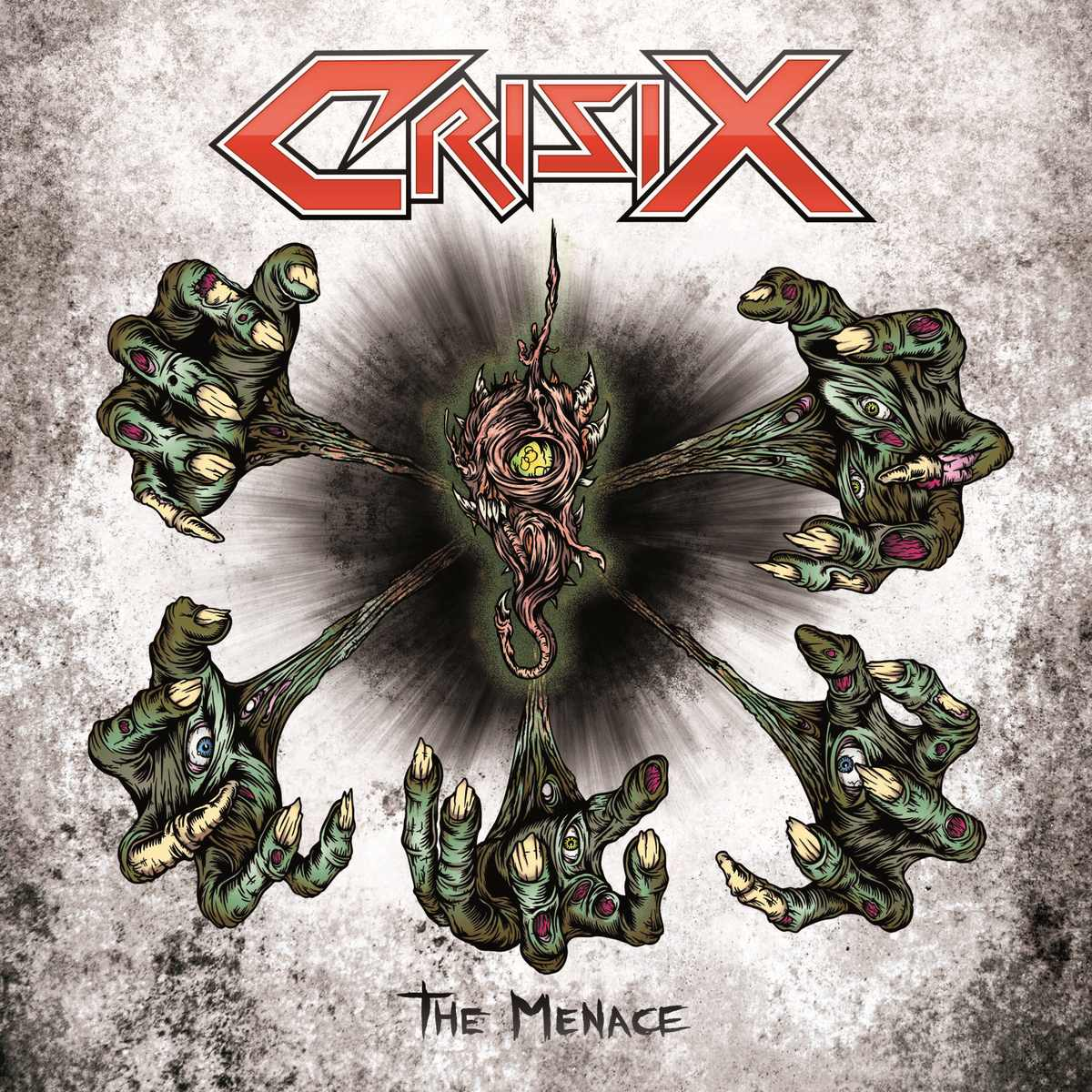 Crisix - The Menace
