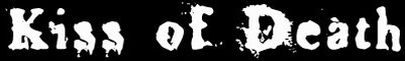 Kiss of Death - Logo