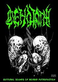Cenotaph - Guttural Sounds of Morbid Putrefaction