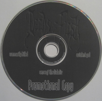 Deeds of Flesh - Promo 1999