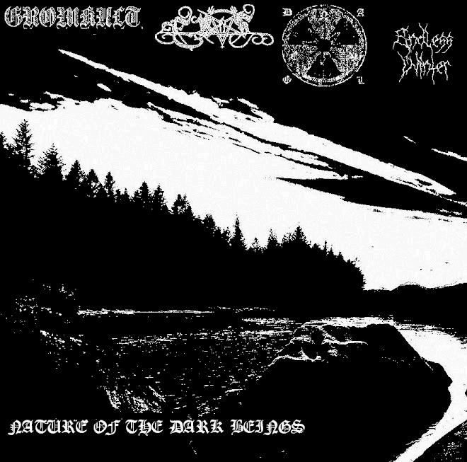 Eris / Gromkult / Endless Winter - Nature of the Dark Beings