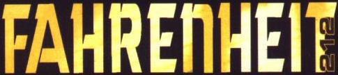 Fahrenheit 212 - Logo