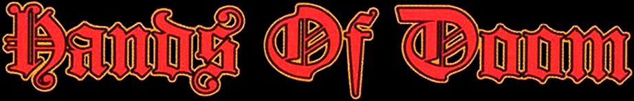 Hands of Doom - Logo