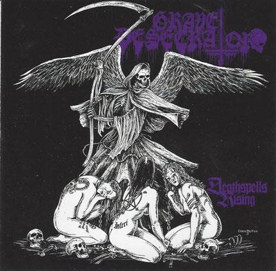 Grave Desecrator - Deathspells Rising