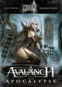 Avalanch - Malefic Time: Apocalypse