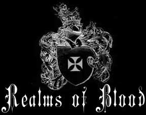 Realms of Blood - Logo