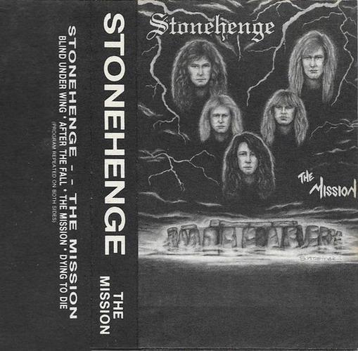 Stonehenge - The Mission