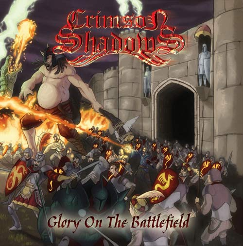 Crimson Shadows - Glory on the Battlefield