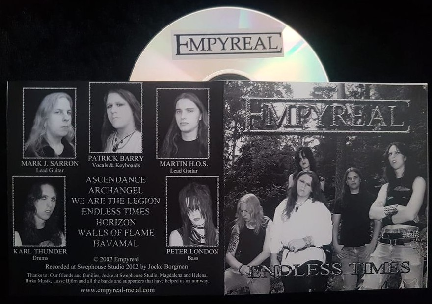 Empyreal - Endless Times