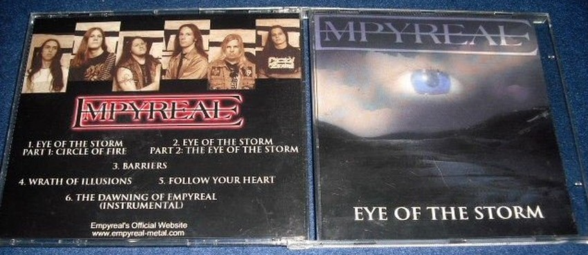 Empyreal - Eye of the Storm